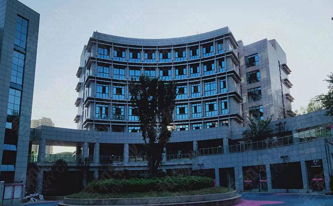 合川妇幼保健院新院康复大楼